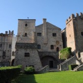 Featured Travel Photo - Medieval castle in Monselice