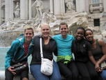 Mediterranean Culture-Rome and Barcelona 2013