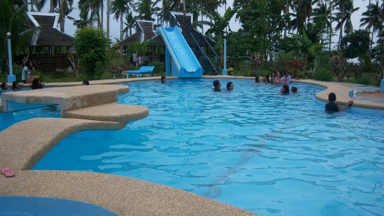 Samar leyte beach resort samar leyte beach resort tacloban city philippines goabroad network for Stars swimming pool tacloban city