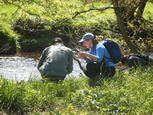 ECOLOGICAL CONSERVATION SUMMER PROGRAM IN SCOTLAND 2012