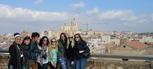 Fall 2012 Barcelona SAE Students and Interns
