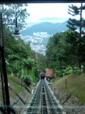 Featured Travel Photo - Penang Hill - Abfahrt