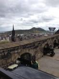 Featured Travel Photo - Scotland: view from Edinburgh castle