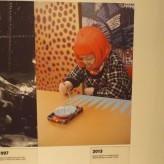 Travel journals and travel notes - Yayoi Kusama 'Obsesio...